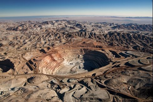 Freeport Deal Talk Intensifies on Cheap Copper: Real M&A