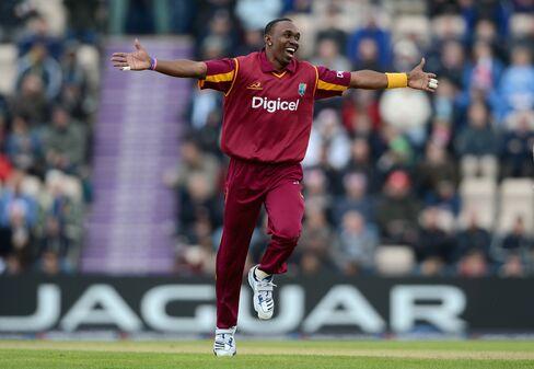West Indies Dwayne Bravo