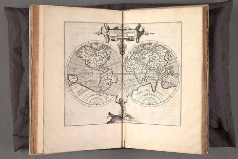 'Wytfliet Atlas'