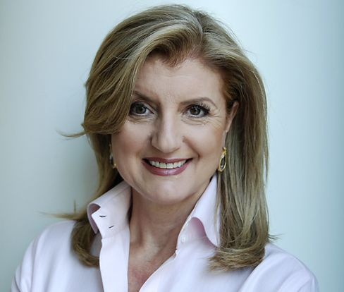 AOL Editor-In-Chief Arianna Huffington