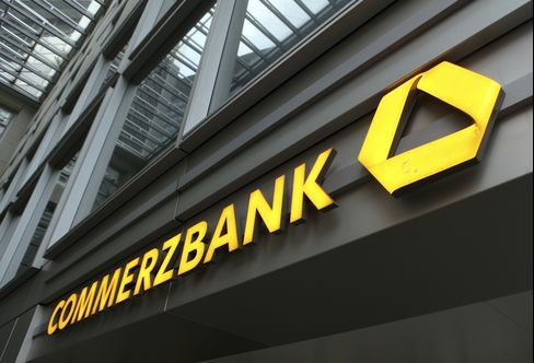 Commerzbank Worst Among Peers Needs Disposals for Turnaround