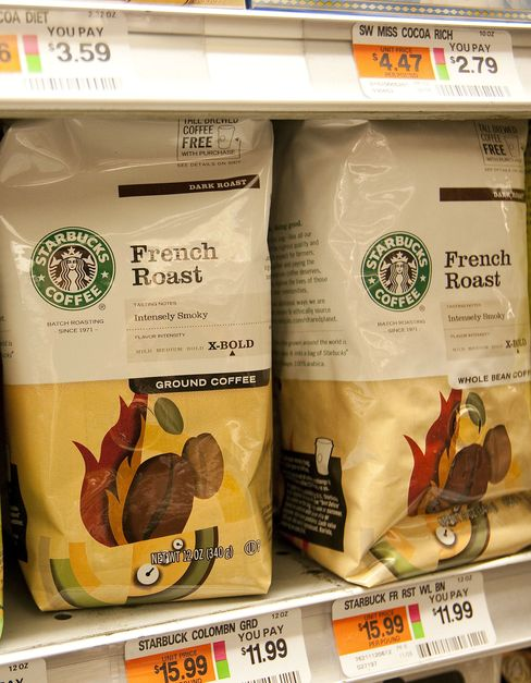 Starbucks Deal With Kraft Costs It Potential Sales