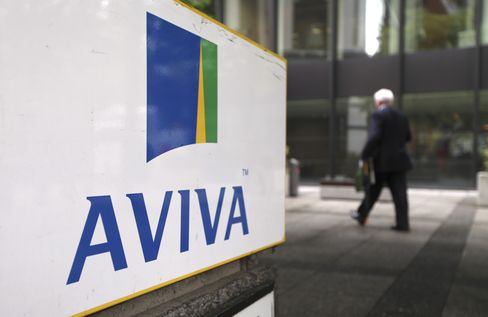 Apollo Said to Be Lead Contender to Buy Aviva's U.S. Life Unit