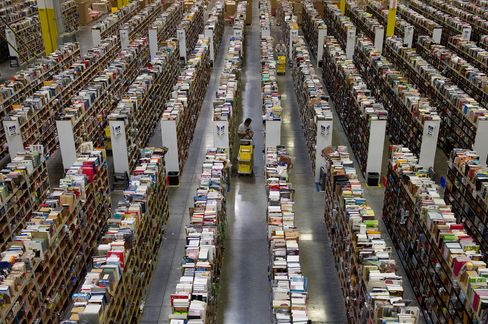 Amazon Fills Coffers Before Headquarters Deal