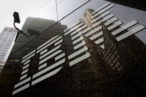 IBM Furloughs U.S. Hardware Workers as Server Demand Falls