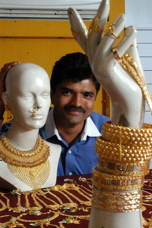 Rajesh Exports Chairman Rajesh Mehta