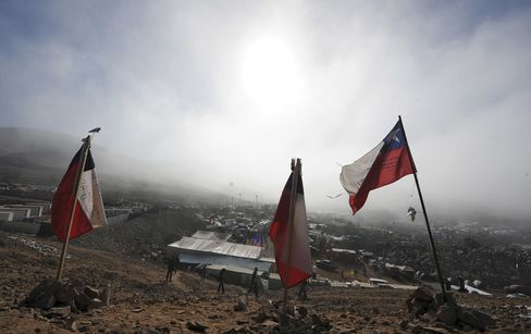 Trapped Chile Miners Prepare for Coming Rescue