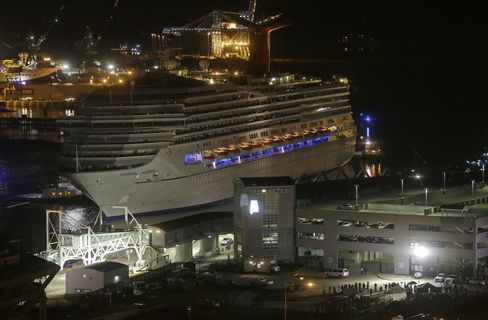 Carnival Ship Arrives With Guests Cheering After 4-Day Ordeal