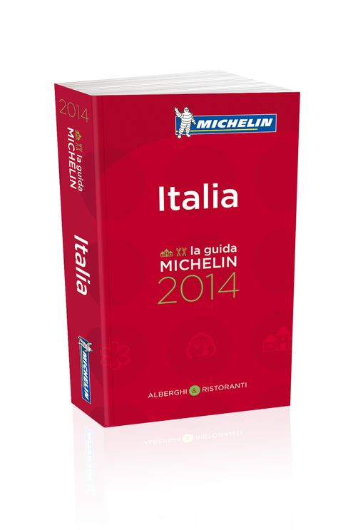 Michelin Guide to Italy 2014