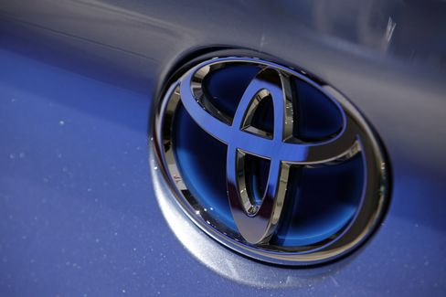 Toyota's Lost AAA Gives Japan Home Bonds Rare Value
