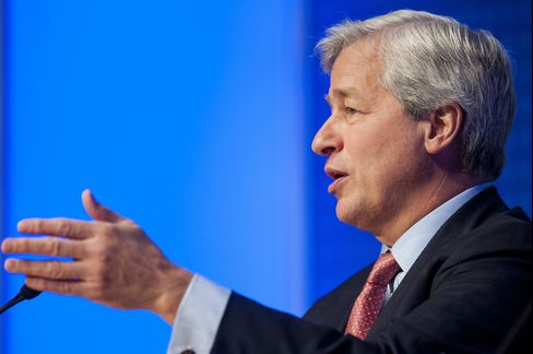 JPMorgan Chase & Co. Chief Executive Officer Jamie Dimon