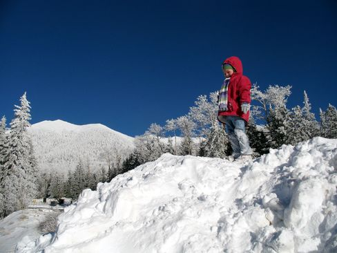 Arizona Mountain's Sewer Snowmaking May Point to Skiing's Future