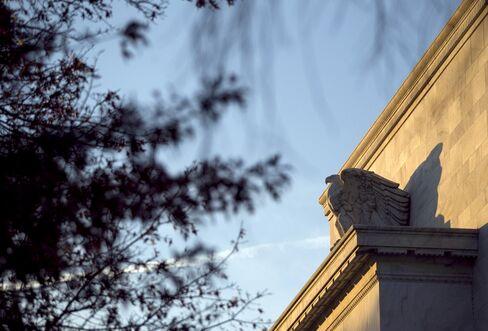 Fed Proves More Bullish Than Wall Street Forecasting U.S. Growth
