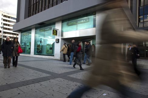 Bankia Parent BFA Has Negative Value of $13.8 Billion, FROB Says