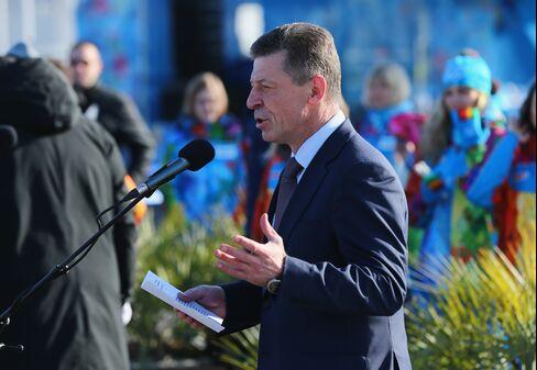 Deputy Prime Minister Dmitry Kozak