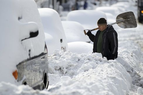 More Snow in Store for New York