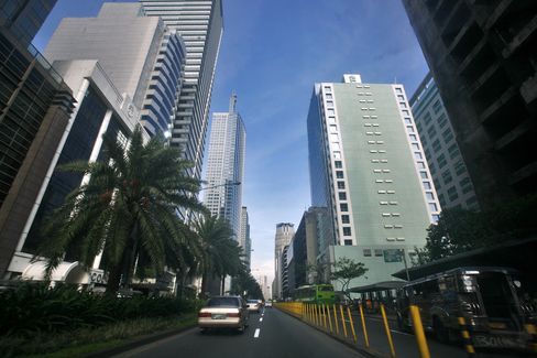 Philippine Consumer Shares Lure Funds on Growth
