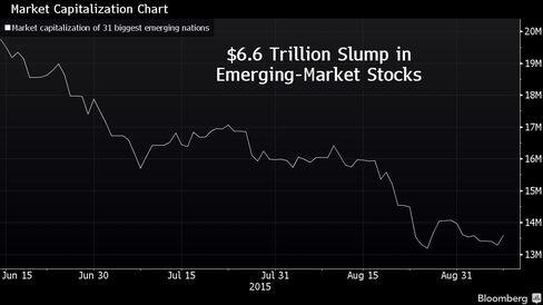 emerging markets stocks offer bargains