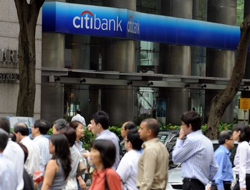 Citigroup Gave Negligent Advice to 88-Year-Old, Lawyer Says