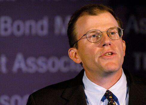 Former Lehman President Herbert McDade