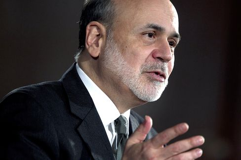 Bernanke to Weigh Costs of QE as Fed Assets Approach Record