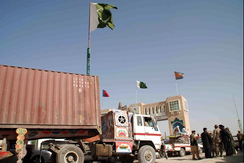 Bomb Destroys 22 NATO Supply Trucks in Northern Afghan Province