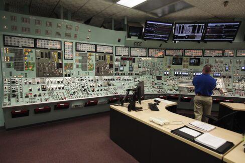 Nuclear Repairs No Easy Sale as Cheap Gas Hits Utilities