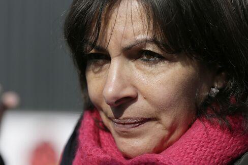 Deputy Mayor Anne Hidalgo