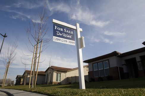 Homes for Sale Grow Scarce as Sellers Wait for Prices to Recover