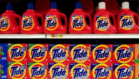 P&G Seen Mulling Brand Sales for Better Return