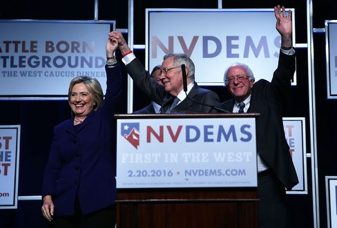 One senator finally 'endorses' Bernie Sanders