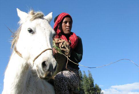 Ethiopian Maid Zeini Kadir