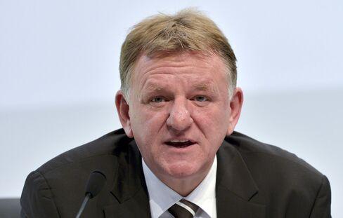 Former Daimler AG Board Member Andreas Renschler