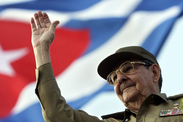Could Twitter liberate Cubans from the grip of Raul Castro? Photographer: Sven Creutzmann/Mambo Photo/Getty Images