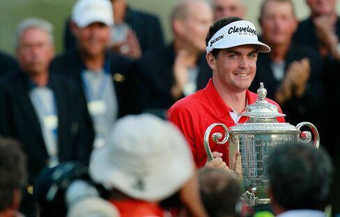 Keegan Bradley Wins PGA Championship in Playoff
