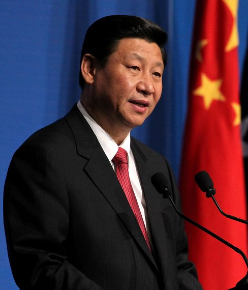 China's Xi Named to Military Post, Paving Way to Succeed Hu