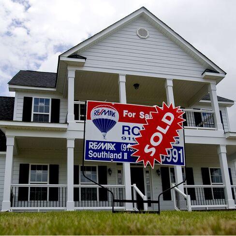 Pending Sales of Existing U.S. Homes Decrease