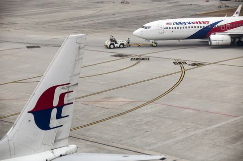 Malaysian Airline System Planes