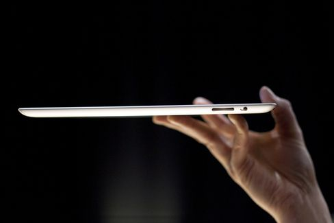 Apple Laps the Tablet Field With Enhanced IPad 2