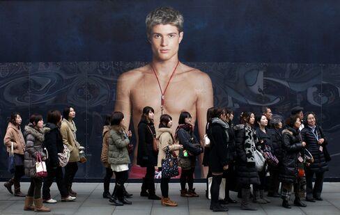 Abercrombie Half-Naked Models No Longer Impress