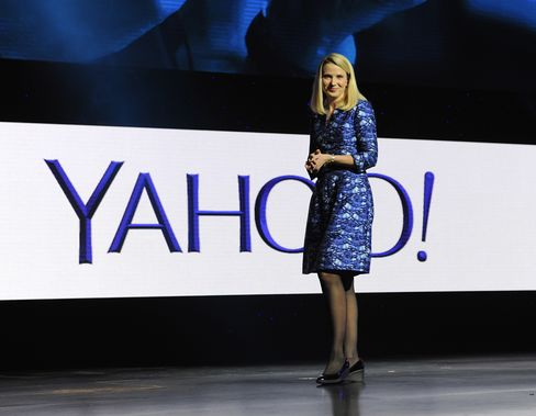 Yahoo! Inc. CEO Marissa Mayer