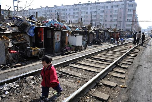 China Shantytowns
