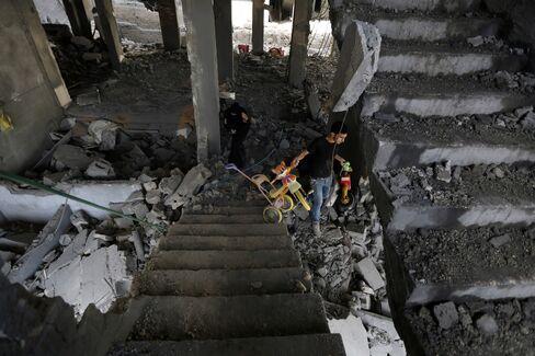 Israeli Airstrikes