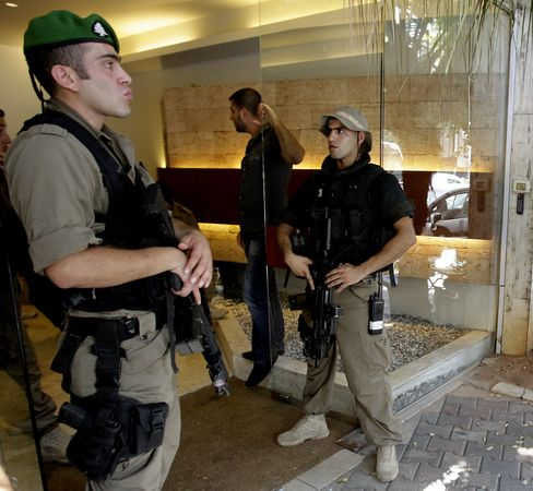 Foiled Lebanese Bomb Plot Raises Concern Over Spread From Syria