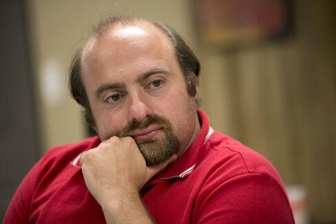 Open Cancer Network Co-Founder Maksim Tsvetovat