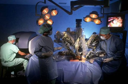 Intuitive's First Da Vinci Robot-Surgery Trial to Probe Training