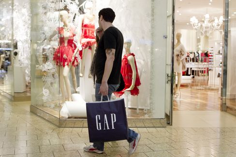 Retail Sales in U.S. Decrease for First Time in Four Months