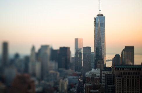 One World Trade Center in Manhattan