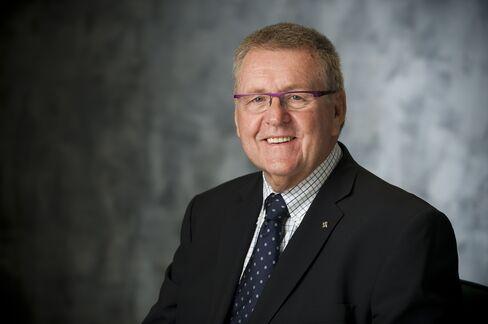 Steadfast Group Managing Director Robert Kelly