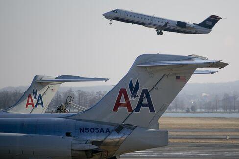 American Airlines & US Airways
